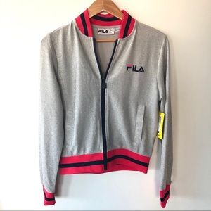 *NWT* SoulCycle X Fila Limited Edition Jacket